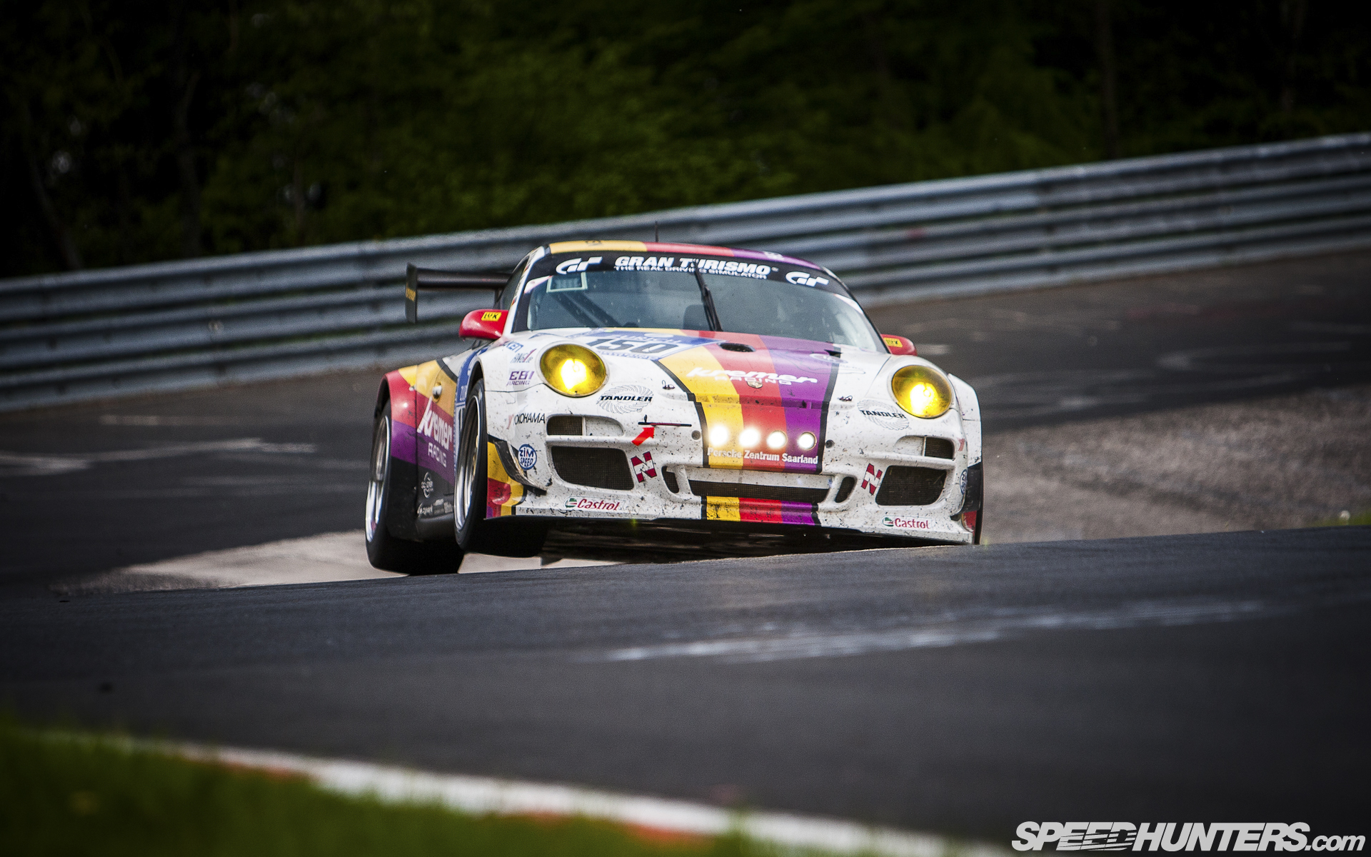 Riding The Carousel One Last Time Desktops Speedhunters