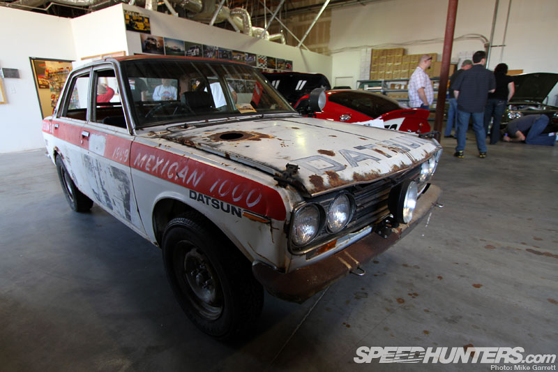 Car Spotlight>>bre's Baja Rally Datsun 510 - Speedhunters
