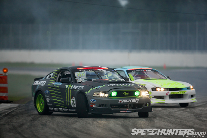 Formula Drift Palm Beach: Choose Your Fate