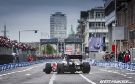 MP4-26 Launches on the Streets - 1920x1200  Photo by Paddy McGrath