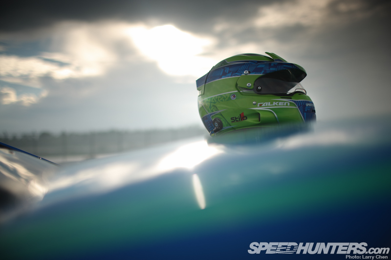 The Helmets Of Formula Drift