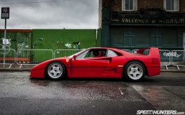 Ferrari F40 - 1920x1200Photo by Paddy McGrath