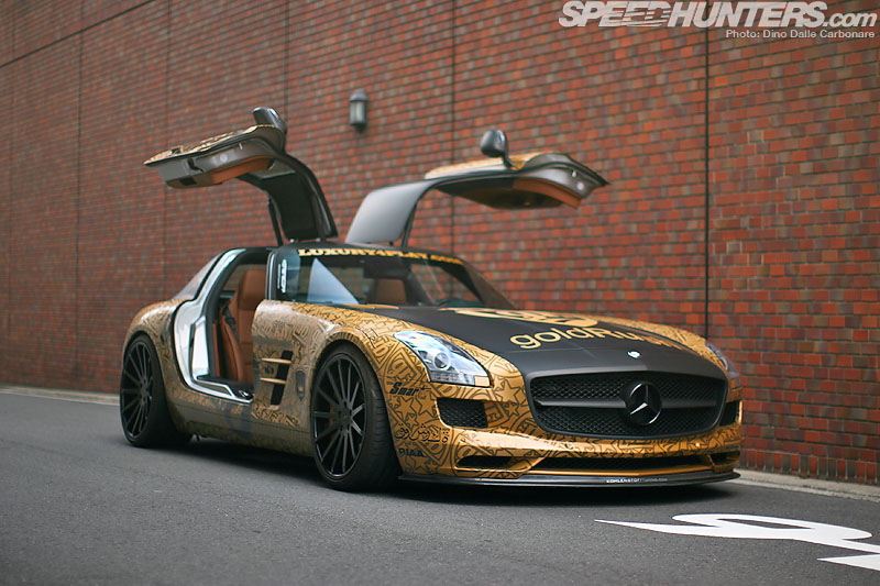 The Gullwing Brute