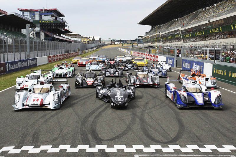 The Longest Week: Building Up To The Le Mans24
