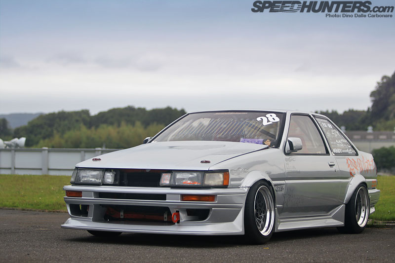 Ae86 Levin At Dusk Speedhunters