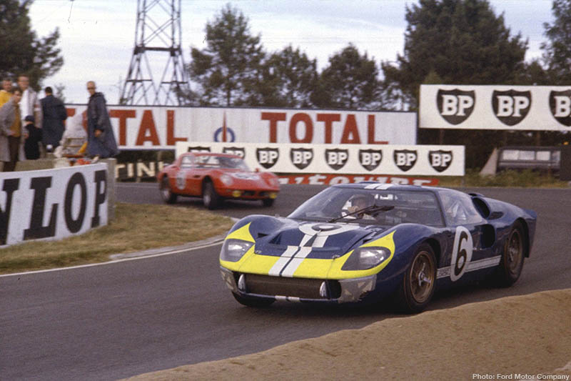 This Time It's Personal: Ford At Le Mans '66-'69
