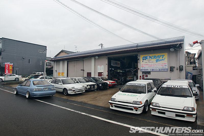 Car Craft Boon: The Osaka JdmGuys