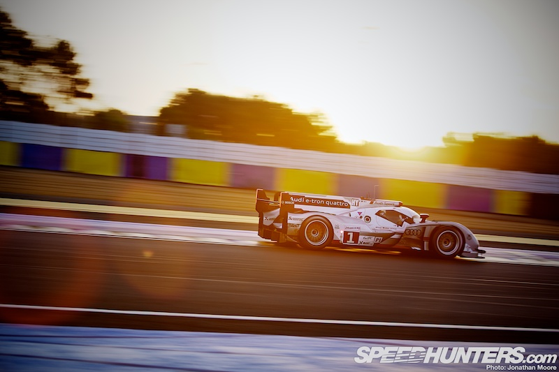 Dawn Of A New Era: Hybrid Audi Victory At Le Mans