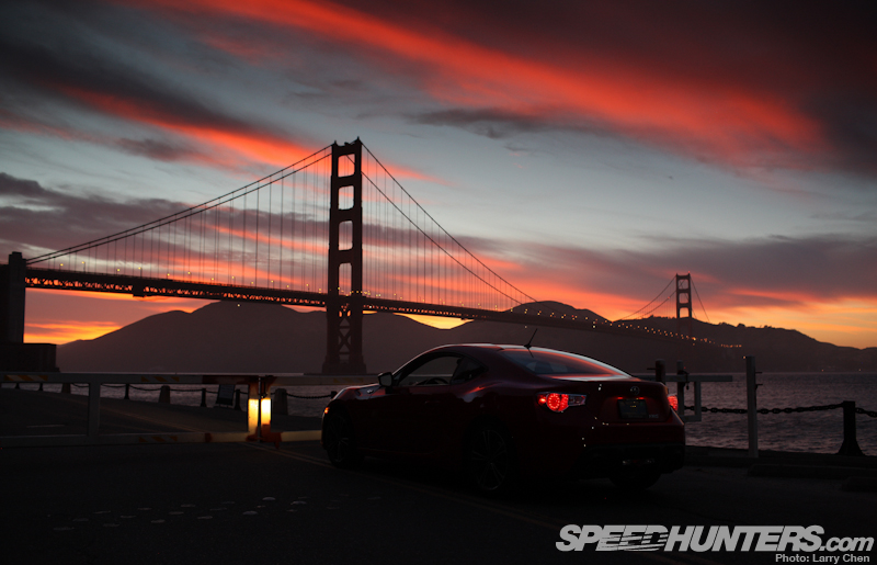 Highways To Heaven: The Fr-s Road Trip