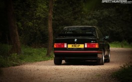 E30 M3 Sport Evolution by Bryn Musselwhite