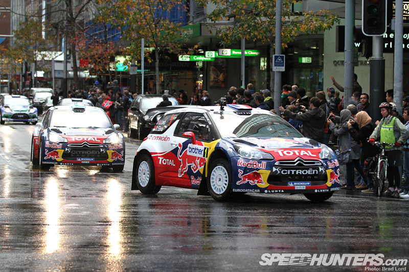 Rally New Zealand: The Wrc Comes To Town