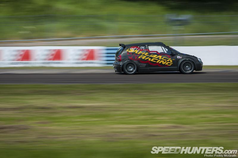 Dahlback Racing PoloRsr