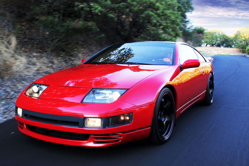 Pampered Yet Beaten – Landon's Z32