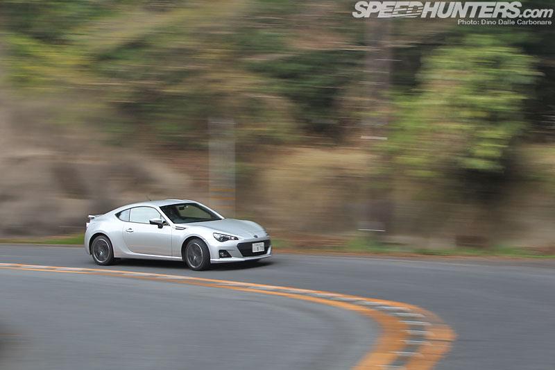 The Brz On Mt.Tsukuba