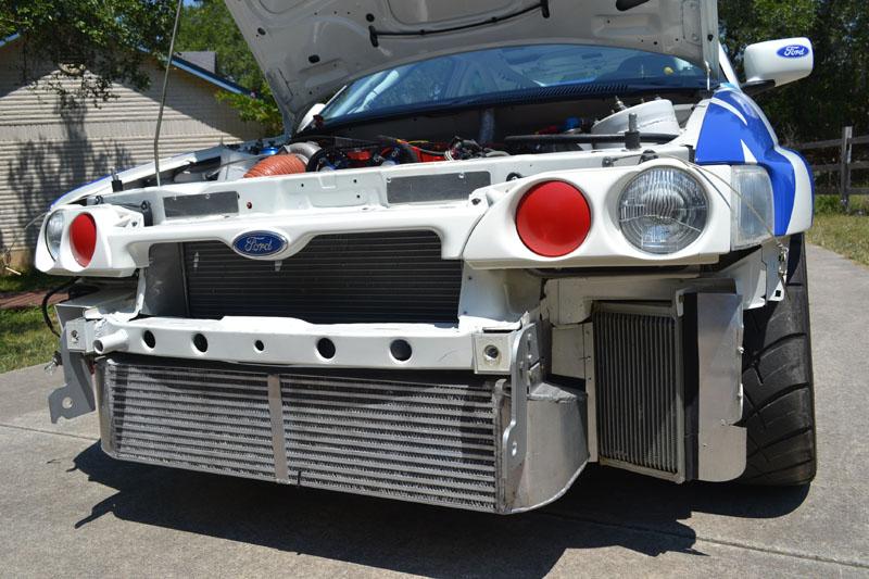 Cosworth Escort in den USA
