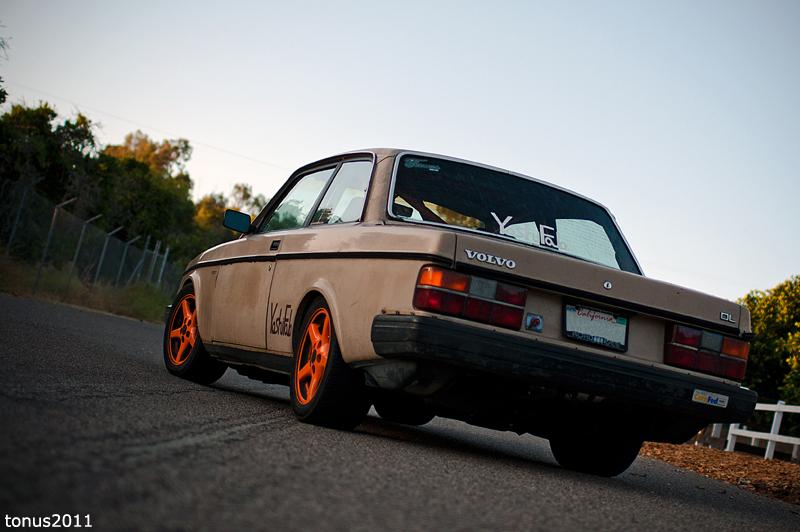 Saab  Turbo Washed Car Running