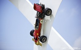 1920x1200 Aerial Lotus 49CPhoto by Jonathan Moore