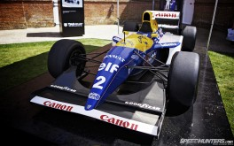 1920x1200 Williams FW15CPhoto by Jonathan Moore