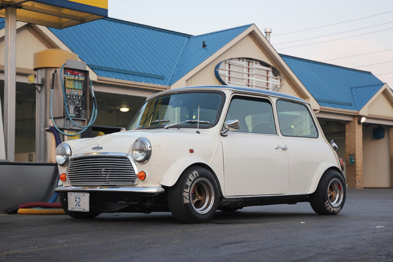 Jeff's Garage-built B18c Mini