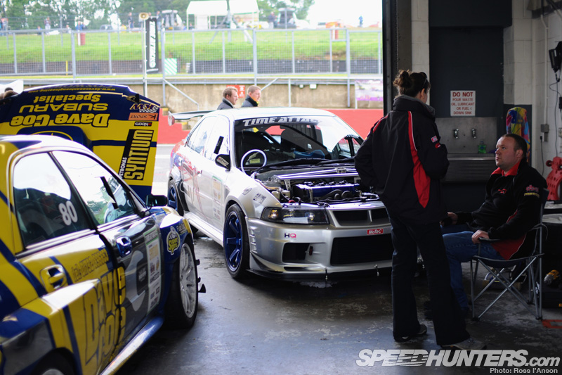 The Power Plants Of Time Attack