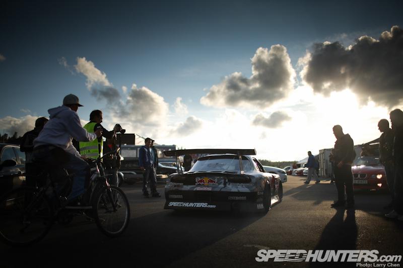 The Speedhunters InvadeGatebil