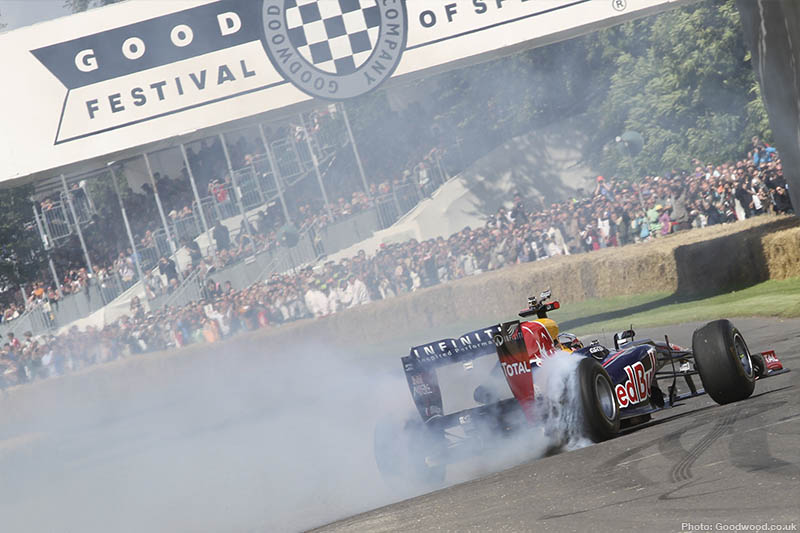 Gripping Goodwood: The Festival Hill-climb