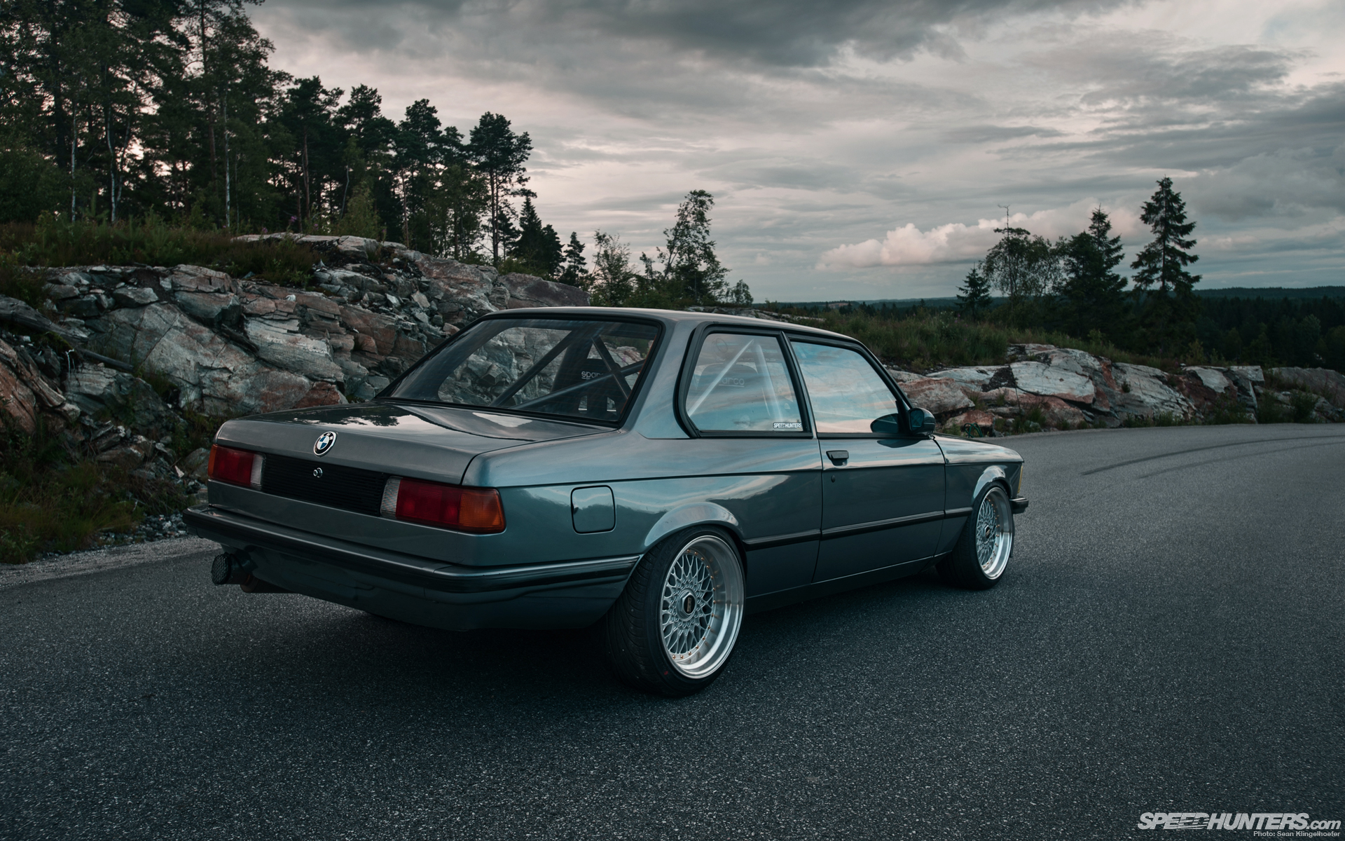 Gatebil S 1000hp Bmw E21 Street Sweeper Speedhunters
