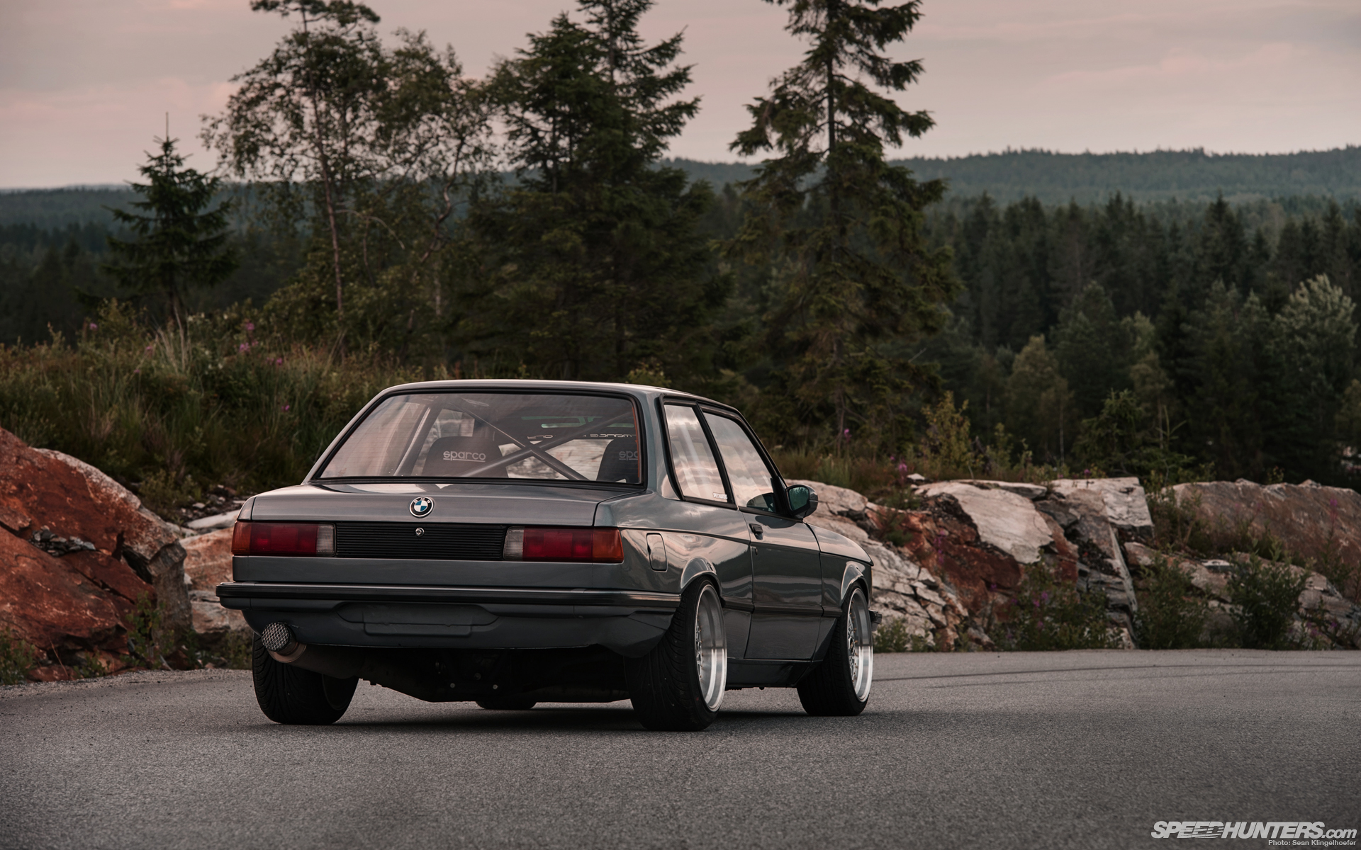 Gatebils 1000hp Bmw E21 Street Sweeper  Speedhunters