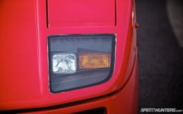 1920x1200 Ferrari F40 nosePhoto by Jonathan Moore