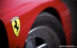 1920x1200 Ferrari F40 Prancing HorsePhoto by Jonathan Moore