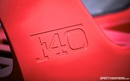 1920x1200 Ferrari F40 badgePhoto by Jonathan Moore