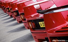 1920x1200 Ferrari F40 rearsPhoto by Jonathan Moore