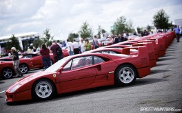 1920x1200 Ferrari F40 FOC line-upPhoto by Jonathan Moore