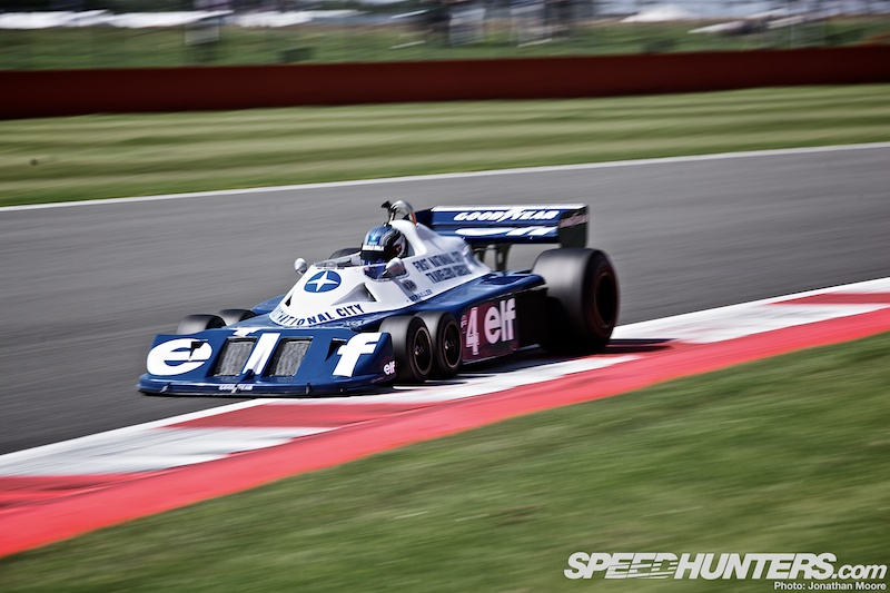 Six Of The Best: The Tyrrell P34