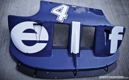 1920x1200 Tyrrell P34 nosePhoto by Jonathan Moore