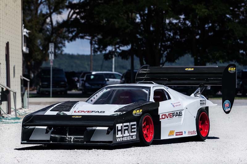 The World's Wildest Nsx?