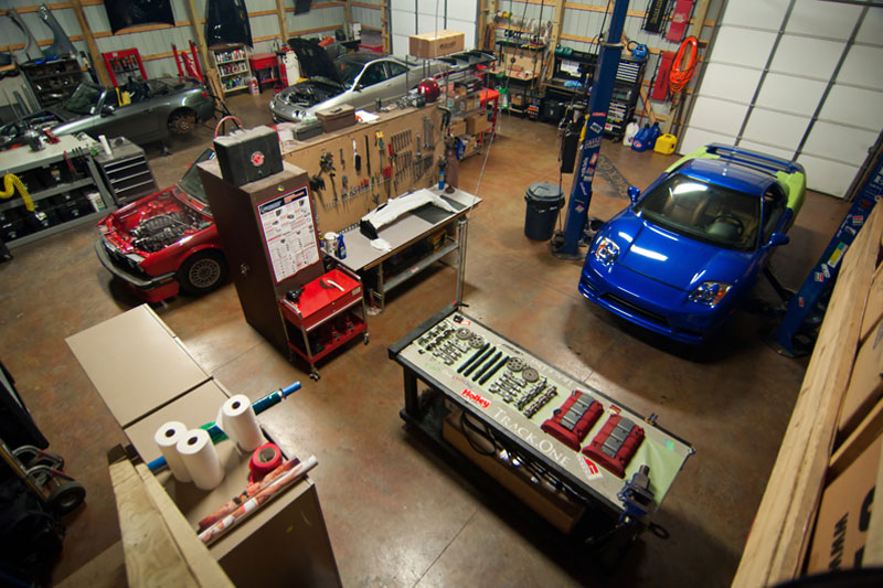 From The Backwoods : Track OneMotorsports