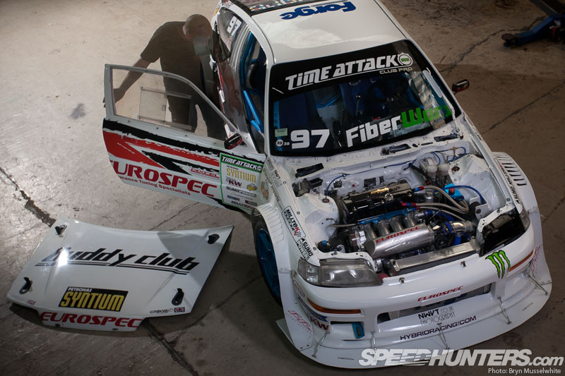 Language Of Tuning: Romain Levesque's Crx Pt 1