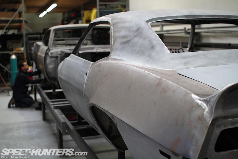 Pro Touring Art: Jcg Restoration &Customs