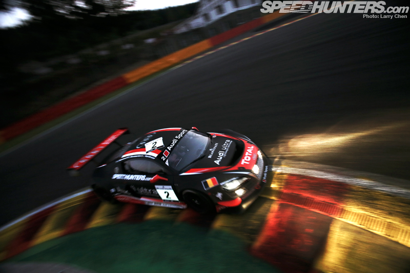 Storm Before The Calm: Spa 24Qualifying