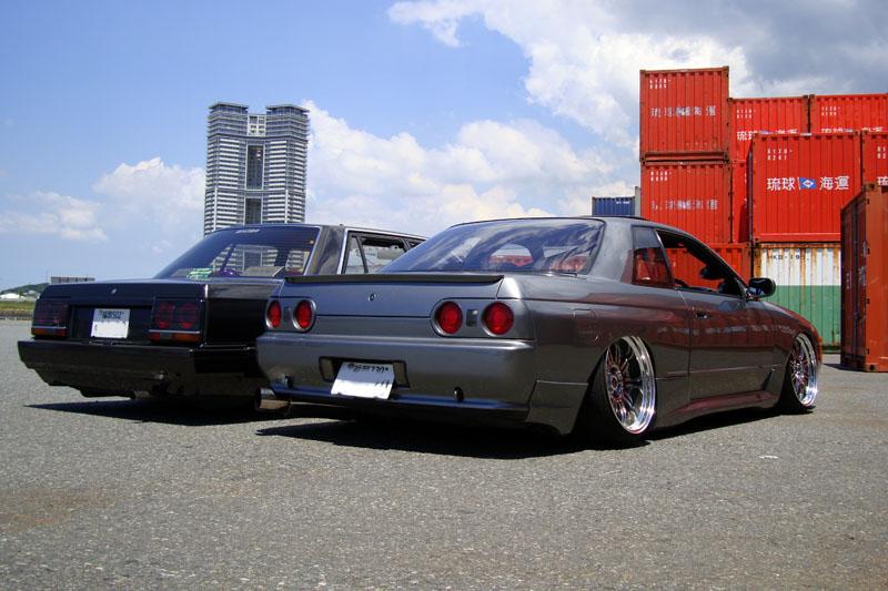 The Fukuoka SkylineDuo
