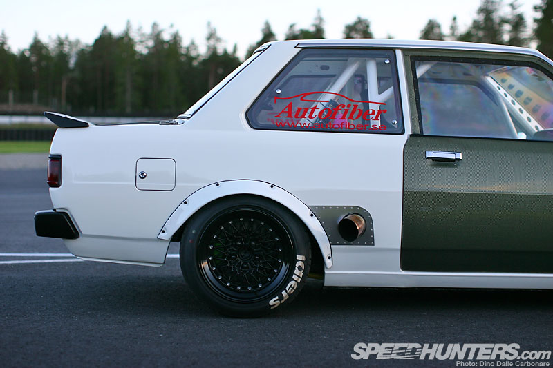 A Corolla With A Viking Heart Speedhunters