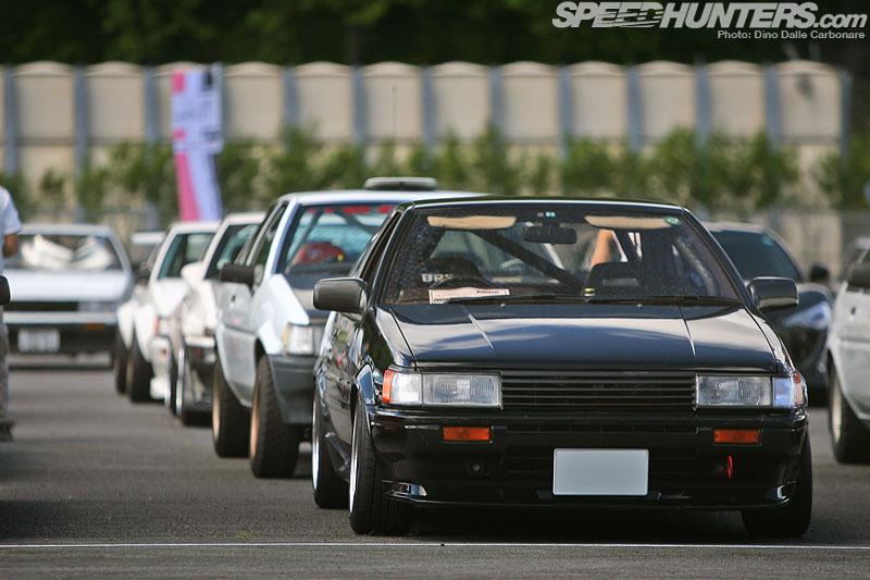 Fuji Speedway Goes 86Crazy