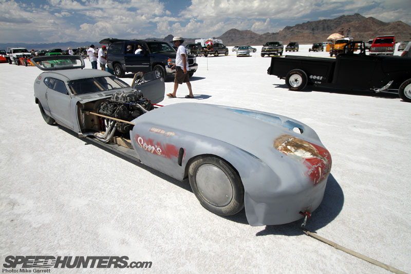 The Mad, Mad Machines Of Bonneville