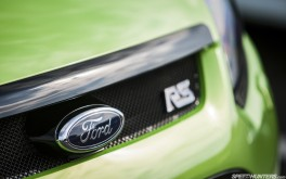 Ford Focus RS - 1920 x 1200  Photo by Paddy McGrath