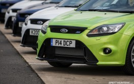 Ford Focus RS 1920x1200  Photo by Paddy McGrath