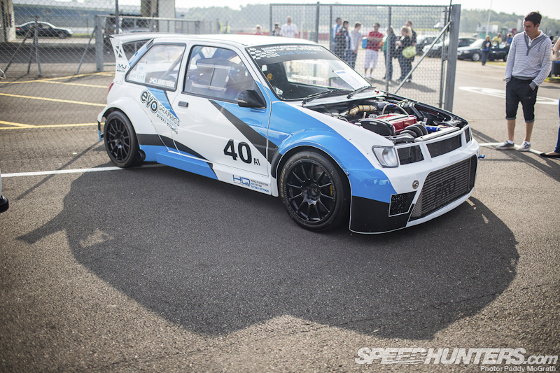 A Lancer Evo Powered Ford Fiesta With 720bhp