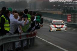 Gordon Shedden, 2012 Honda Civic BTCC Car, Honda YuasaRacing
