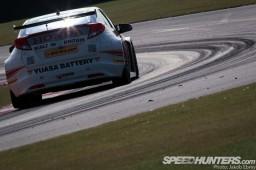 Gordon Shedden (GBR) Honda Yuasa Racing HondaCivic