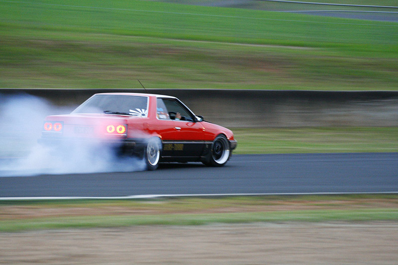 The R30 That Loves To Skid